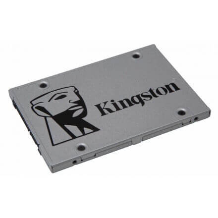 "HD SSD KINGSTON 240 GB SUV400 2.5"" SUV400S37/240G - Imagen 1"