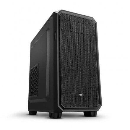 NOX CAJA PC MATX COOLBAY MX2 MINITORRE USB3 - Imagen 1