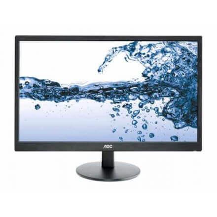 "MONITOR AOC 21.5"" E2270SWHN LED D-Sub , HDMI - Imagen 1"