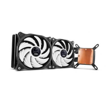 Nox Refriferacion Liquida H-240cl Intel & Amd - Imagen 1