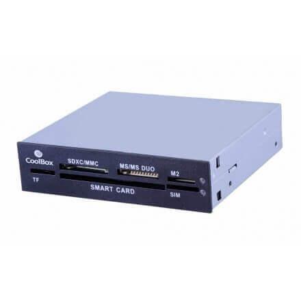 COOLBOX LECTOR INTERNO CR-606 +SIM+DNie - Imagen 1