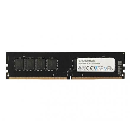 Memoria V7 Ddr4 4gb Pc 2133mhz V7170004gbd  Pc4-17000  Cl15 288 Pin - Imagen 1