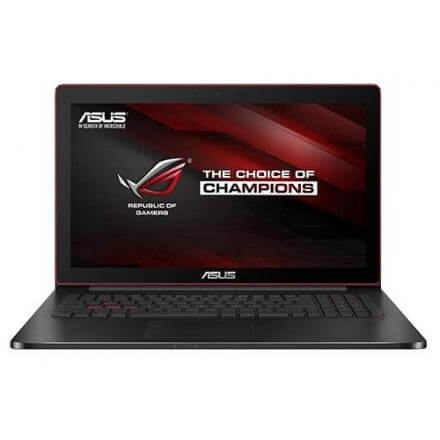 Portatil Asus G501vw-fw106t I7-6700hq 8gb 1tb Geforce Gtx960m 2gb 15.6 Led Fhd Bt  Hdmi No Odd  W10 - Imagen 1