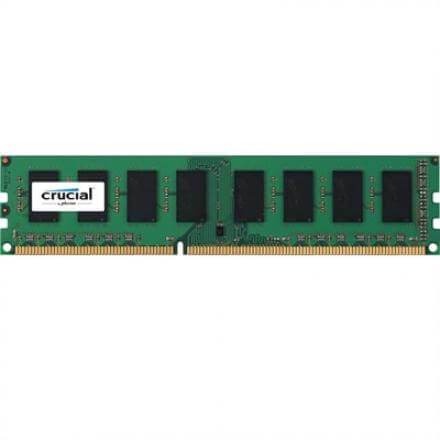 Memoria Crucial Ddr3l 2gb Pc 1600 1.35v Cl11 - Imagen 1