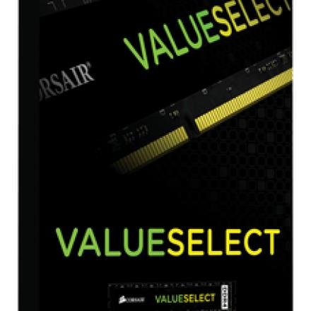 Memoria Corsair Ddr4 4gb 2400mhz Value Select 1x4gb - Imagen 1