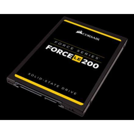Hd Ssd Corsair 120gb Force Le200 R/w: 550/500mbs - Imagen 1