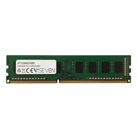 Memoria V7 Ddr3 2gb 1600mhz Cl11 1.5v - Imagen 1