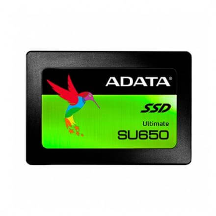 Adatassd 2,5 120gb Su650 520/320 75k Max. - Imagen 1