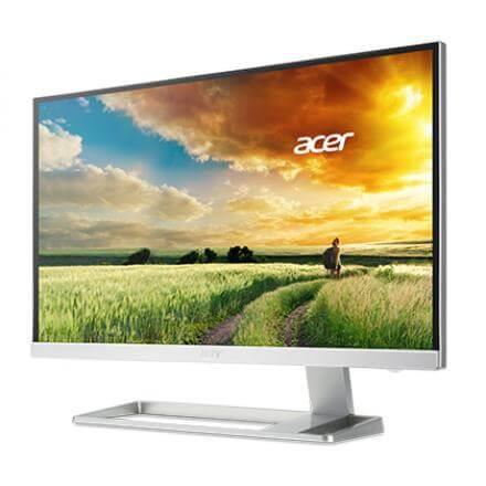 """Monitor Acer Um.hs7ee.001 27"""" K2k Zeroframe Ips Led 4ms 100m:1 Acm 300nits Dvi Hdmi - Imagen 1"""