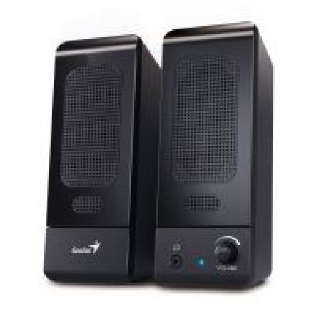 Genius Altavoces Usb Sp-u120 5w 160 - 20000 Hz Negro - Imagen 1