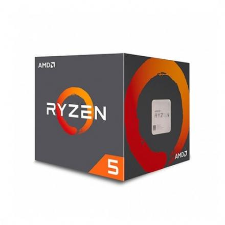 Cpu Amd Am4 Ryzen 5 2400g 4x3.9ghz/6mb Box - Imagen 1