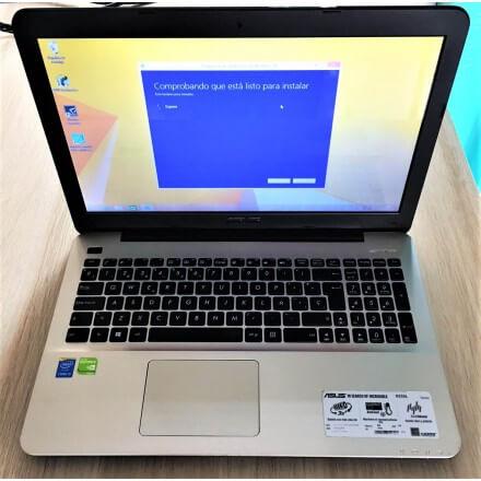 ASUS Portátil 15.6 Full HD Intel Core I5-7200U, 8GB de RAM, 1TB, GT 820M