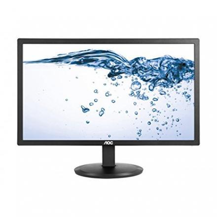 Monitor Aoc 21.5\1 E2280swn Led D-sub 1920x1080 Negro - Imagen 1