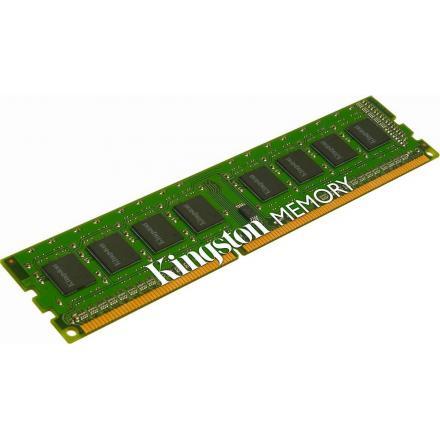 Memoriakingstonddr3 4gb Pc1600 C11 1x4gb Value Ram, Single Rank - Imagen 1