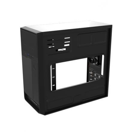 Tacens Caja Pc Anima Ac016 1x 5.25 / 4x 3.5 / 1x Ssd/hdd Vga Max.250mm Usb 2.0 + Usb 3.0 Audio Micro Atx - Imagen 1
