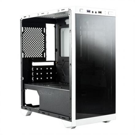 Unykacaja Micro Atx Gaming Armor C21 Con Ventana Usb3 Blanca - Imagen 1