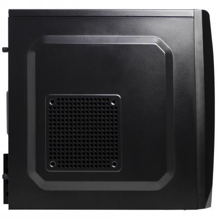 Aerocoolcaja Microatx Cs-102 Card Reader Integrado 1xusb3.0+1xusb2.0 Vga Hasta 240mm Vent 8mm Trasero Incl Color Negro - Imagen