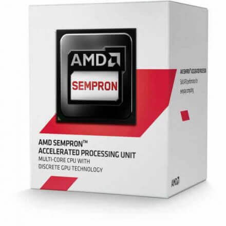 CPU AMD AM1 SEMPRON 2650 2X1.45GHZ/1MB BOX - Imagen 1