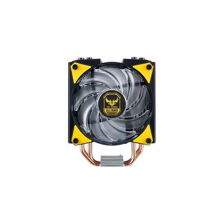 Coolermaster Ventilador Cpu Ma410m Tuf Gaming Edition Multisocket Rgb Sensor Termico Mam-t4pn-afnpc-r1 - Imagen 1