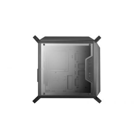 Coolermaster Torre Micro Atx Masterbox Q300p Lateral Acrilico M-atx 2xven Rgb Led Mcb-q300p-kann-s02 - Imagen 1