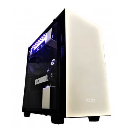 Maniac (i7-8086K/ 16GB/ SSD240 + 2TB HDD/ GTX 1080Ti 11GB con refrigeración líquida)