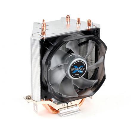 Zalman Ventilador Cpu 92mm Pwm Led Azul 3 Disipadores Compuestos (cnps7x Led+) - Imagen 1
