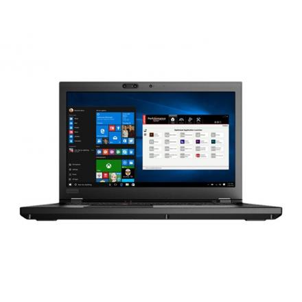 Portatil lenovo Thinkpad P52 15.6/i7-8850h/16gb/ssd512gb/ Quadro P2000 4gb/win10 Pro 20m90017sp - Imagen 1