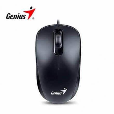 GENIUS RATON DX-110 USB OPTICO BLACK - Imagen 1