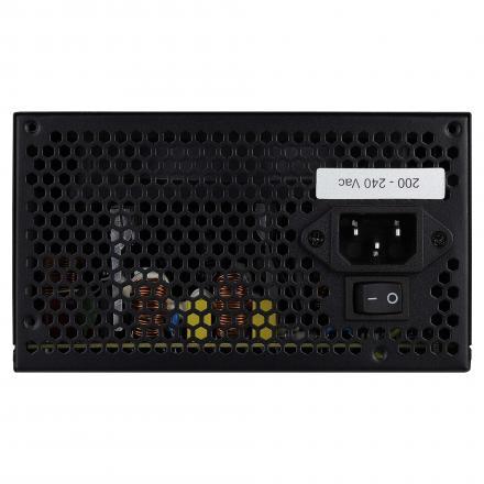 Aerocoolfuente Alimentacion Vx Plus 550 , Eficiencia Energetica 85+, 550w, Pfc Activo, Vent. 12x12cm Haswell - Imagen 1