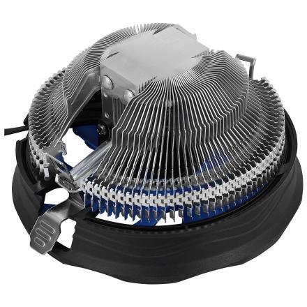 Aerocoolventilador Con Disipador Para Cpu Verkho Plus 90w Perfil Bajo Disipador De Aluminio Ventilador De 12mm Pwm Ult Compatib