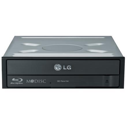 Grabadora Interna Lg Blu-ray Bh16ns55 Sata Negra Bulk - Imagen 1
