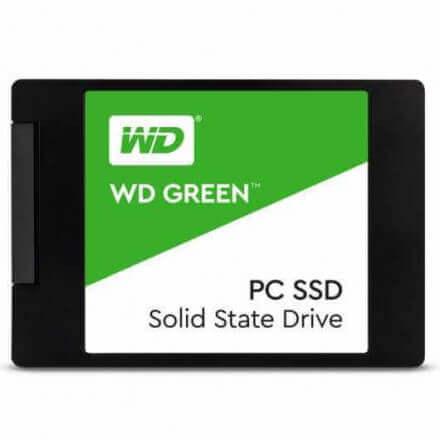 HD SSD WESTERN DIGITAL 120GB WDS120G1G0A GREEN SATA6 - Imagen 1