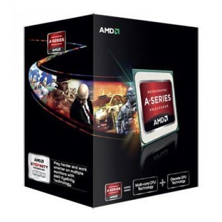Cpu Amd Fm2+ A6 X2 7400k Box 3.9ghz / 1mb - Imagen 1