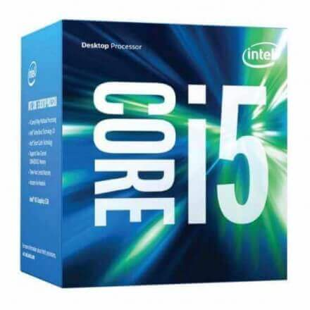CPU INTEL 1151 I5 7400 3.0 GHZ / 6MB BOX KABY LAKE (5) - Imagen 1