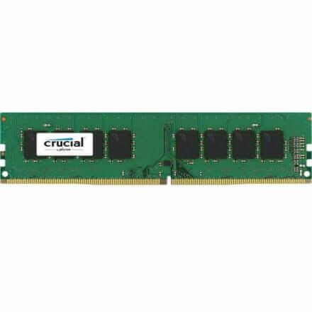MEMORIA CRUCIAL DDR4 8GB PC2400 CL17 CT8G4DFS824A - Imagen 1