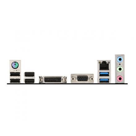 Pb Msi 1151 H110m Pro-vd Matx,2xddr4,4xsata3 ,usb 2.0(4/1) Usb 3.0,dvi,vga - Imagen 1