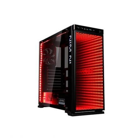 In Win Torre Atx 805 Infinity Negro Frontal Infinito/usb 3.1 Tipo C/cristal Templado 1acfag--000020 - Imagen 1
