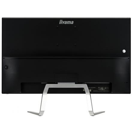 Monitor Iiyama 31.5\1 Prolite X3272uhs-b1,3840 X 2160 4k,va,300 Cd/m²,3000:1,3 Ms,2xhdmi, Dp,altavoces,negro - Imagen 1