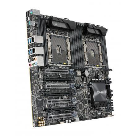 Pb Asus Ws C621e Sage Intel Cpu Onboard Ssi Eeb - Socket P - 2 Cpu Admitidas - C621 - Usb 3.1 Gen 1, Usb-c Gen2, Usb 3.1 Gen 2 -