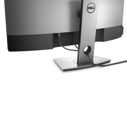 Monitor Dell 34\1 U3417w Ips Ultra Curved 21:9,3dp440x1440/60hz - Imagen 1