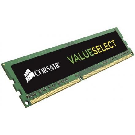 Memoria Corsair Ddr3 2gb 1600 C11 Vs 1x2gb 1,35/1,5v Value Select - Imagen 1