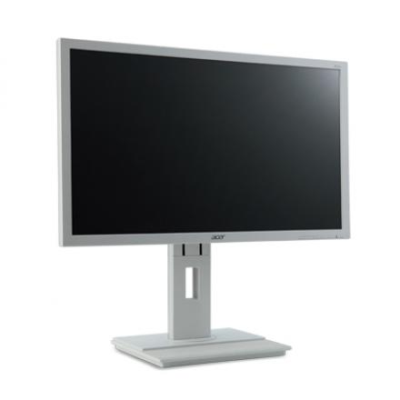 Monitor Acer 24\1 B246hlwmdr Wide 16:9,5ms,vga,dvi,altavoces,heigh Blanco - Imagen 1