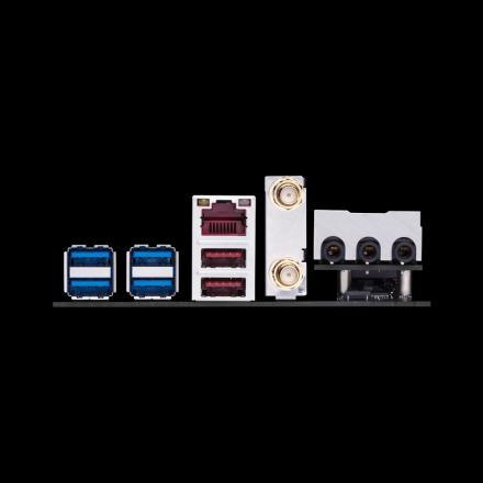 Pb Asus Am4 Strix B350-i Gaming Mitx 2xddr4 32gb 4xsata3 2xm.2 - Imagen 1