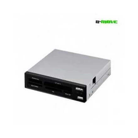 B-MOVE LECTOR INTERNO 3.5  85 EN 1 USB 2.0 BM-CR05 - Imagen 1