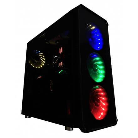 PC gaming ideal para todo tipo de juegos
