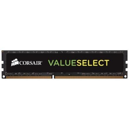 Memoria Corsair Ddr3 4gb Pc1600 C11 Vs 1x4gb 1,35v Value Select - Imagen 1