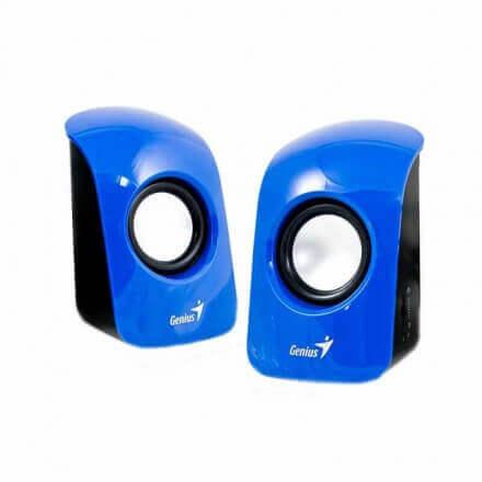 GENIUS ALTAVOCES SP-U115 AZUL USB - Imagen 1