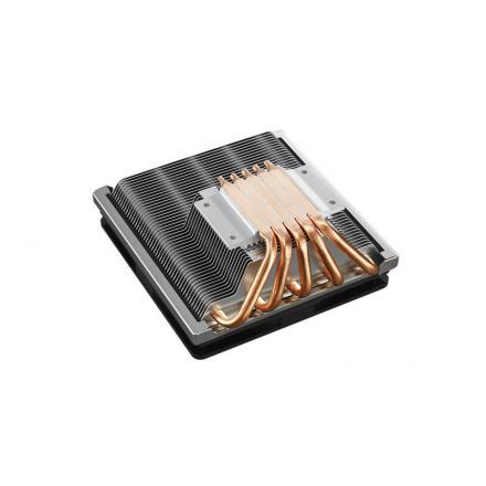 Coolermaster Disipador Gemin Ii M5 Led Rojo  Rr-t520-16pk - Imagen 1