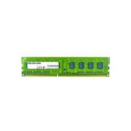Memoria 2power Ddr3 4gb Pc1600 Dimm - Imagen 1