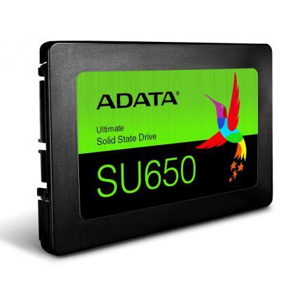 Hd Ssd Adata 480gb Su650 480gb/2.5''/hasta 520 / 450mb/s - Imagen 1